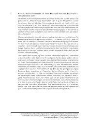 Statement von Franziska Bur Bürgin ... - GetDiversity