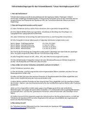 Teilnahmebedingungen Fotowettbewerb ... - Sparkasse Hilden