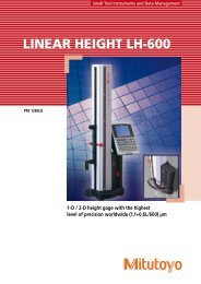LINEAR HEIGHT LH-600