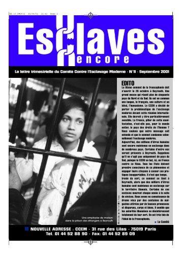 31 rue des Lilas - 75019 Paris Tel. 01 44 52 88 - Comité contre l ...