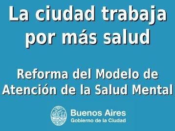 Presentación de PowerPoint - Buenos Aires Ciudad