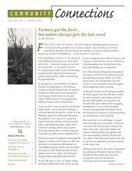 Vol XXI 2 - The Minnesota Project