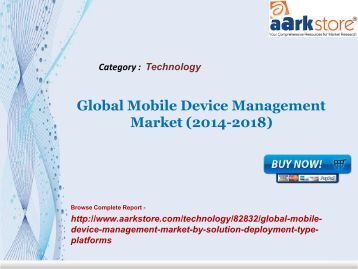 global lbs platform market 2014 2018 [63 pages report] check for discount on global mobile enterprise application development platform market 2014-2018 report by technavio a mobile enterprise application development platform is a software-based.