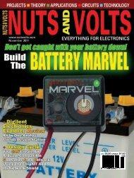 Nuts and Volts - November 2011