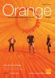 Catalog - Orange