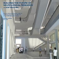 BUILDING THE FUTURE OF NEUROLOGICAL ... - Support UCSF