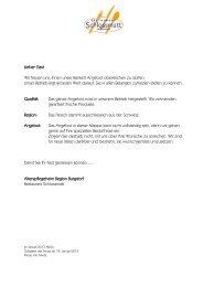 Bankettdokumentation für Catering, Partyservice und Feste