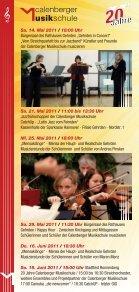 Calenberger Musikschule - Seite 2