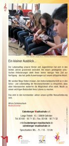 Calenberger Musikschule - Seite 6