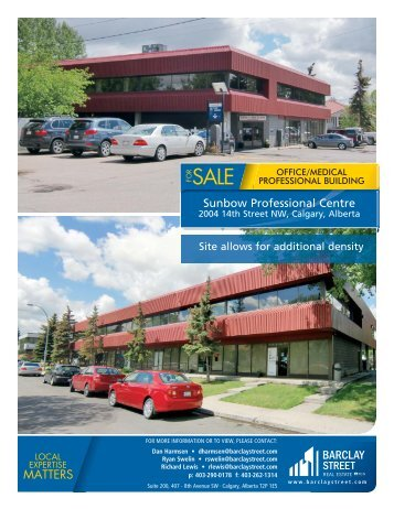 Sunbow Prof Centre - 2004 14th Ave NW_sale.pdf