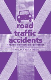 road-traffic-accidents-a-review-of-evidence-for-prevention