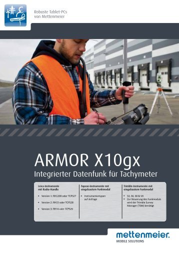 Datenblatt Tachymeterfunk - Robust-pc.de