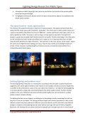 Lighting Design Research in Public Space - Designfakulteten - Page 3