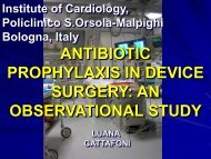 Antibiotic prophylaxis in device implantation: An observational study
