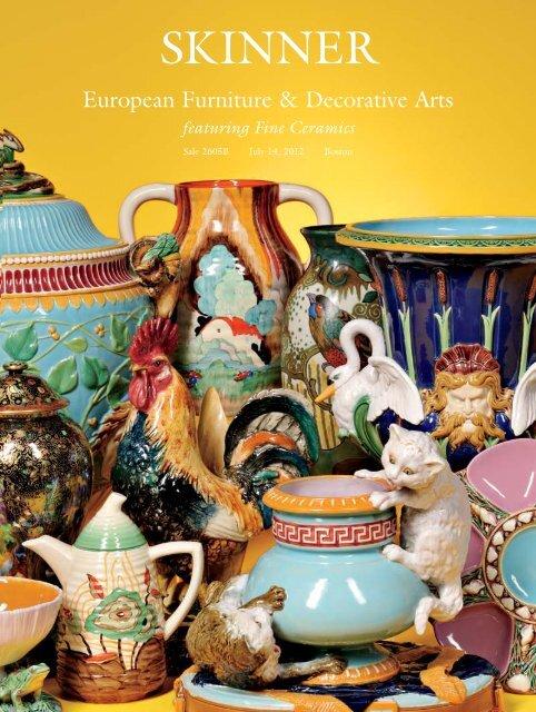 Featuring Fine Ceramics Skinner