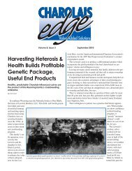 Harvesting Heterosis & Health Builds Profitable Genetic Package ...