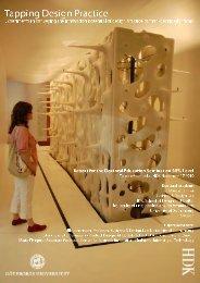 part two - framing the context - Designfakulteten - KTH