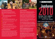 National Promotional Brochure - Minsi Trails