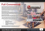 Full Commercial - Fitness Superstore