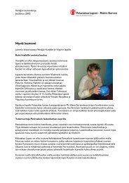 Etiopian kummikirje, maaliskuu 2010 - Pelastakaa Lapset ry