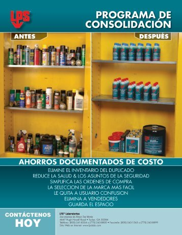 PROGRAMA DE CONSOLIDACIÓN - LPS Labs