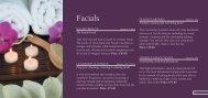 Facials - CorporateTraining.ie