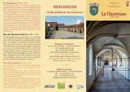 Télécharger le dépliant - Molsheim