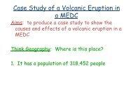 7. MEDC Volcano