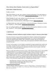 Sistemska psihoterapija - SIP