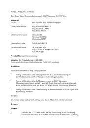 Sitzungsprotokoll vom 9.12.2009 (PDF) - Bundesgymnasium Wien 9 ...