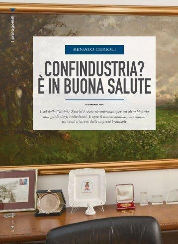 L'ad delle Cliniche Zucchi è stato riconfermato per un ... - Monza Club