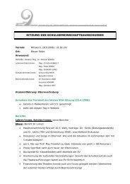 Sitzungsprotokoll vom 28.5.2008 (PDF) - Bundesgymnasium Wien 9 ...