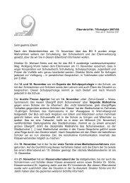 Elternbrief Nr. 7 - Bundesgymnasium Wien 9, Wasagasse 10, 1090 ...