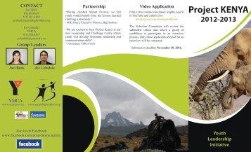Project KENYA - YMCAs