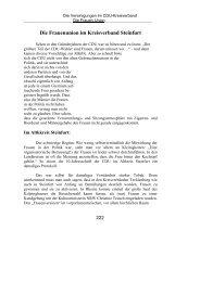 Frauen Union - CDU Kreisverband Steinfurt