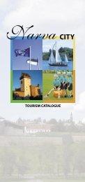 Narva City Tourism Catalogue