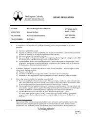 SMW.G.9 - Wellington Catholic