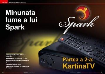 Partea a 2-a: KartinaTV - TELE-satellite International Magazine