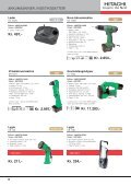 Kr. 1.854 - Hitachi Power Tools Finland Oy - Page 6