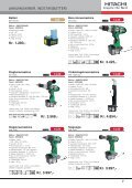 Kr. 1.854 - Hitachi Power Tools Finland Oy - Page 7