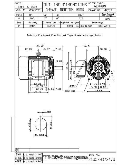 teco westinghouse motors wiring diagram wiring diagrams best teco 3 phase induction motor wiring diagram wiring diagrams general electric motor wiring diagram ol ep10045r model