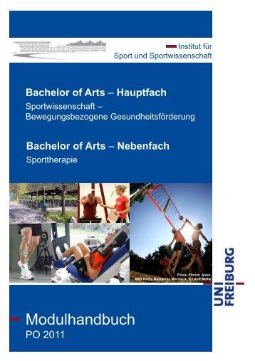 Modulhandbuch - Institut für Sport und Sportwissenschaft