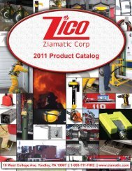 how to use this catalog - Ziamatic Corp