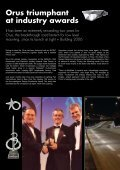 Yes - it's a show of force from Thorn at this year's - THORN Lighting - Page 7