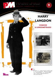 HARRY LANGDON - Project Media