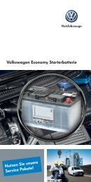 Die Broschüre zum Download (PDF; 2,1MB) - Volkswagen ...