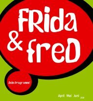 April Mai Juni - FRida & freD
