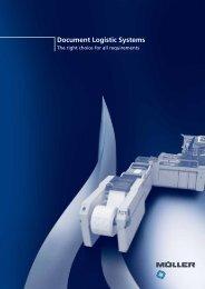 Document Logistic Systems - Müller Apparatebau GmbH