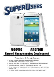 Google Android - SuperUsers a/s