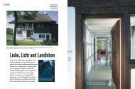 Bauernhaus, Häuser Modernisieren 3/2006 - gabriele frei friedrich
